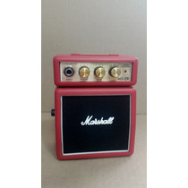 Marshall Micro Amp Ms-2r (orange Fender Peavey Mesa)