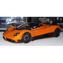 1:18 Pagani Zonda F Naranja Motor Max