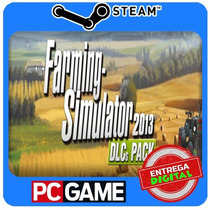 Farming Simulator 2013: Dlc Pack Steam Cd-key Global