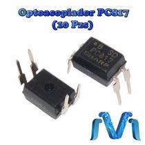 Optoacoplador Pc817 Paquete De 10 Piezas