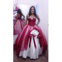 Vestidos De 15, Quinceañeras, Largos