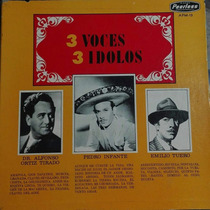 Coleccion De 3 Discos Lp Envio Gratis Acetato Vinilo Box Set