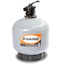 Filtro Para Alberca Fibra De Vidrio 25 Pulg Evans Oferta