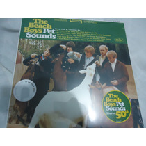 Lp - The Beach Boys - Pet Sounds - Reedição 180 Grs