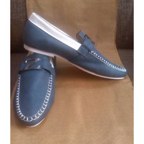 Zapatos Casuales Tallas 39, 41 Y 44 Caballero