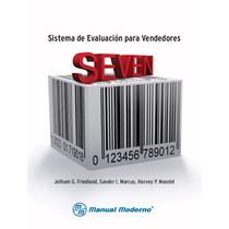 Seven Sistema De Evaluación Para Vendedores Manual Moderno