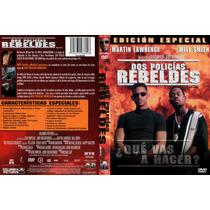 Dvd Dos Policias Rebeldes ( Bad Boys ) - Michael Bay