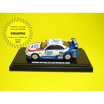 Nissan Skyline Gt-r R33 Lm #22 24h Le Mans 1995 Kyosho 1/64