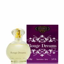 Perfume Cuba Rouge Dreams Edp Feminino 100ml Lançamento