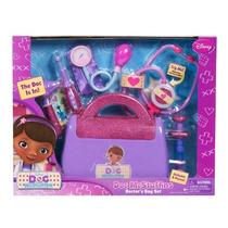 Set De Juego Disney Doc. Mcstuffins Doctor Bag (edad: 3 - 1