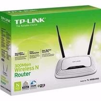 Roteador Wireless-n Tp Link Tl-wr841n Ref.6432