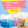 Arenero Baño De Gato Bandeja Sanitaria + Palita + Regalo