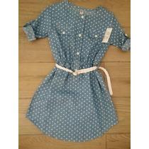 Vestido Niña Adolecente Juvenil 6 8 10 12 14 16