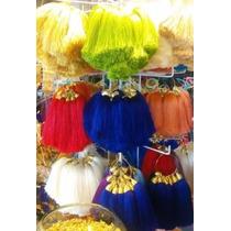 Pompones De Colores 8cm Accesorios Collares Bisuteria Mayore