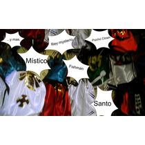 Máscaras De Luchador $27.00!!no Compres Chinas!!
