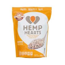 Hemp Hearts Semilla De Cáñamo 800g Natural Super Alimento