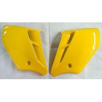 Aba Tanque Cbx250 Twister Amarelo 2007 2008 Serjaomotopecas