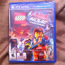 The Lego Movie Videogame Psvita Nuevo Y Sellado