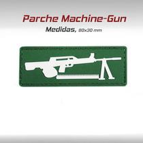 Parche Escopeta Militar Tactico Rifle Caceria Gotcha Airsoft