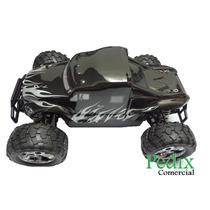 Automodelo 1/10 Pedix Motor 18 Nitro 4x4 Part Elétrica 2 Vel