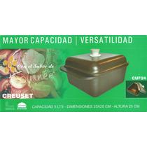 Fournee Cacerola Cuadrada Creuset Ecococina