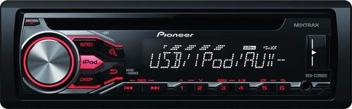 Autoestereo Pioneer Deh-x2800ui Usb Smartphone Ipod Mixtrax - $ 1,430.00 en Mercado Libre