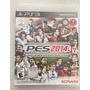 Pes 2014 Para Ps3 Original