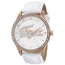 2000821 Victoria Oro Tono-reloj De Acero Lacost Envío Gratis