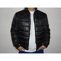 Campera Inflable !!!! Negro By Ozika
