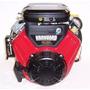 Motor Vanguard Horizontal À Gasolina Briggs 23 Hp Promoção..
