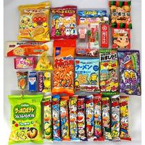 Dulces Japoneses Dagashi 30 Piezas Los Mas Famosos En Japon