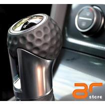 Pomo Gti7 Vw Oem Aluminio Piel Funda Compatible Seat Audi
