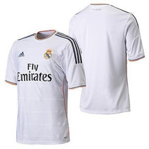 Hermoso Jersey Adidas Real Madrid Local 2014