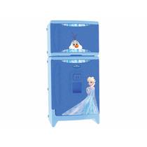Geladeira Duplex Infantil Disney Frozen Xalingo