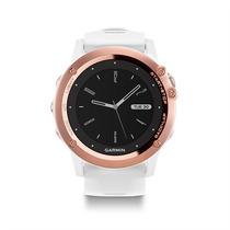 Relógio Gps Computador De Pulso Garmin Fenix 3 Safira Rosé