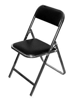 sillas plegables acojinadas negocios alquiladoras mayoreo