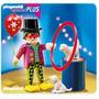 Playmobil 4760 Especial Plus Payaso De Circo Con Perros!!!!
