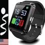 Reloj Smart Watch Bluetooth U8 Para Android & Ios Llamadas