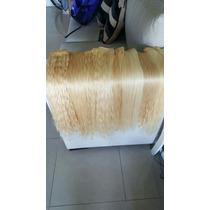 Cortinas De Cabello Rubio Argentino La Mejor Calidad $ 3000