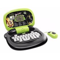 Laptop Infantil Ben 10 Omnibook 30 Atividades