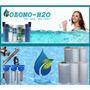 Filtro Agua 10 20 Pulgada Lampara Uv Osmosis Potabilizadora
