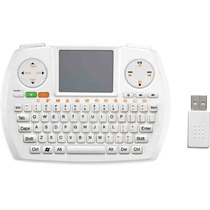 Mini Teclado Pcbox Inalambrico Touchpad Smart Tv Windows