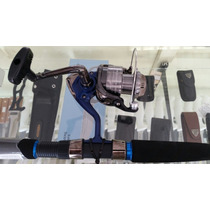 Combo Daiwa Spinning 8 Pies D-wave