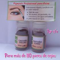 Pigmento Colombiano Profesional Para Cejas El Mejor