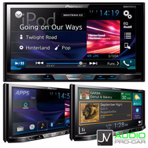 Stereo Pioneer Avh X5850bt Dvd Bluetooth Mixtrax Spotify 7p