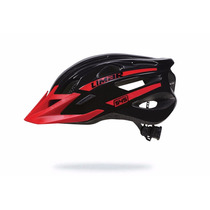 Casco Para Ciclista Limar 545 Negro Rojo