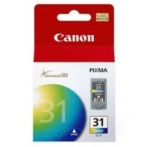 Cartucho Canon Cl-31 Tricolor Original Pixma Ip1800 Mp140