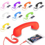 Auricular Retro Telefono 3.5 Universal Coco Phone Universal