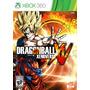 Dragon Ball Z Xenoverse Xbox 360 Nuevo Sellado Raul Games