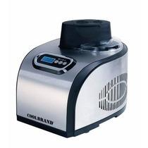 Maquina Para Hacer Helados Fabrica Coolbrand Compresor 1.5lt